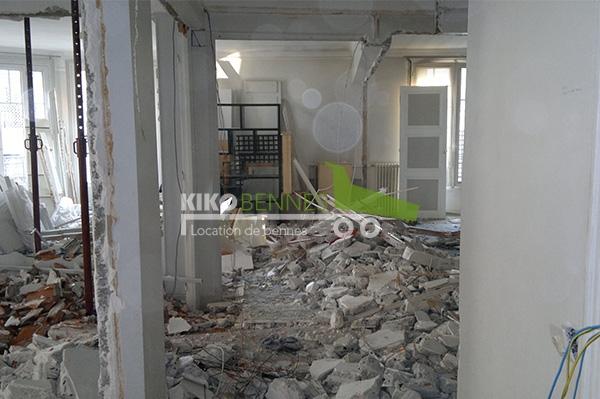 Entreprise de demolition george ata demolition maison b timent - Cout de demolition maison ...