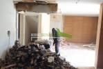 Nettoyage de chantier: Enlèvement de gravats